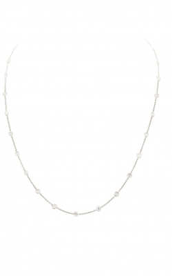 Sloane Street Jewelry Necklace SS-CH013-WD-W product image