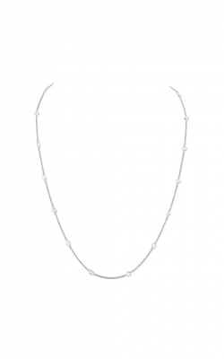 Sloane Street Jewelry Necklace SS-CH021-WD-W product image