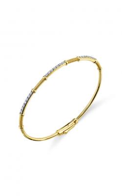 Sloane Street Jewelry Bracelet SS-B026E-WDCB-Y product image