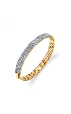 Sloane Street Jewelry Bracelet SS-B019D-WDCB-Y product image