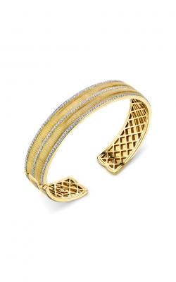 Sloane Street Jewelry Bracelet SS-B011A-WDCB-Y product image