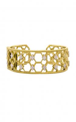 Sloane Street Jewelry Bracelet SS-B021B-WDCB-Y product image