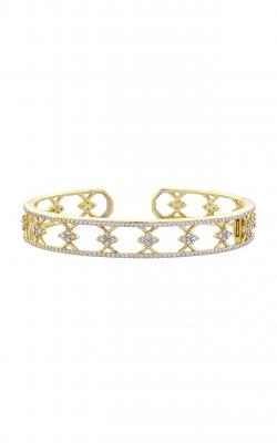 Sloane Street Jewelry Bracelet SS-B003T-WDCB-Y product image
