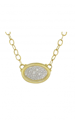 Sloane Street Jewelry Necklace SS-CH008T-WDCB-Y product image