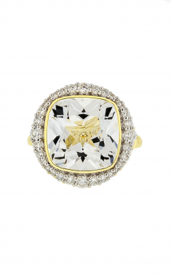 Sloane Street Jewelry Fashion Ring SS-R015-WT-WDCB-Y product image
