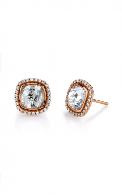 Sloane Street Jewelry Earrings SS-E009-WT-WD-R product image