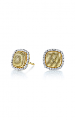 Sloane Street Jewelry Earrings SS-E016C-WDCB-Y product image