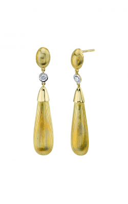 Sloane Street Jewelry Earrings SS-E043-WDCB-Y product image