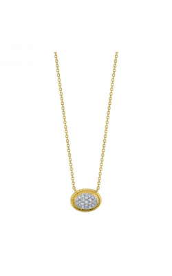 Sloane Street Jewelry Necklace SS-P025D-WDCB-Y product image