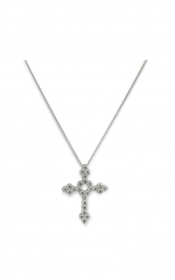 Sloane Street Jewelry Necklace SS-P001D-WD-W product image