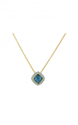 Sloane Street Jewelry Necklace SS-P006-LB-WDCB-Y product image