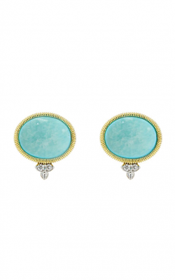 Sloane Street Jewelry Earrings SS-E016-AZ-WDCB-Y product image