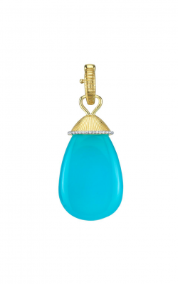 Sloane Street Jewelry Pendant SS-P008E-AC-WDCB-Y product image