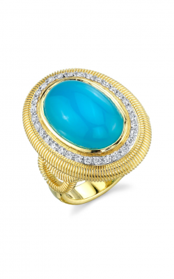 Sloane Street Jewelry Fashion ring SS-R015E-AC-WDCB-Y product image