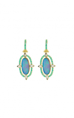 Sloane Street Jewelry Earrings SS-E119T-CO-AC-PA-Y product image