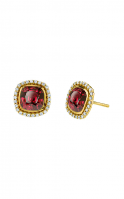 Sloane Street Jewelry Earrings SS-E009-GN-WDCB-Y product image