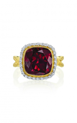 Sloane Street Jewelry Fashion Ring SS-R012-RODO-WDCB-Y product image