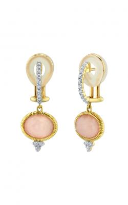 Sloane Street Jewelry Earrings SS-E003C-POT-WDCB-Y product image