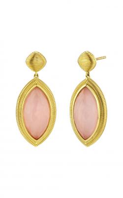 Sloane Street Jewelry Earrings SS-E004E-POT-Y product image