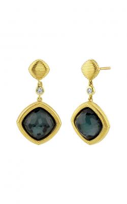 Sloane Street Jewelry Earrings SS-E002C-ETT-WD-Y product image