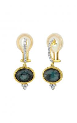 Sloane Street Jewelry Earrings SS-E003C-ETT-WDCB-Y product image