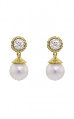 Sloane Street Jewelry Earrings SS-E007C-WP-WDCB-Y product image