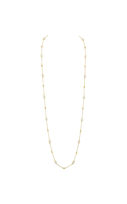 Sloane Street Jewelry Necklace SS-CH006E-WP-Y product image