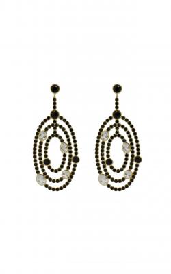 Sloane Street Jewelry Earrings SS-E214T-BSP-WS-Y product image