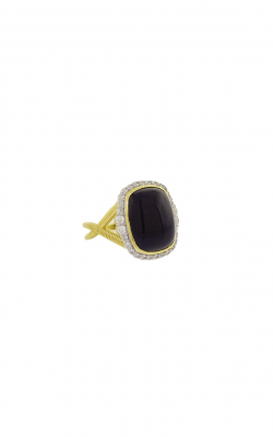 Sloane Street Jewelry Fashion Ring SS-R017-ONX-WDCB-Y product image