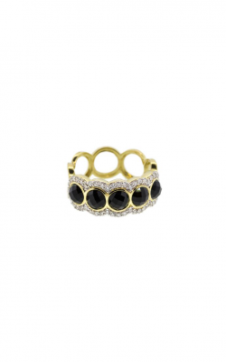 Sloane Street Jewelry Fashion Ring SS-R005-ONX-WDCB-Y product image
