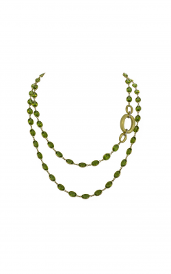 Sloane Street Jewelry Necklace SS-CH009C-PER-WDCB-Y product image