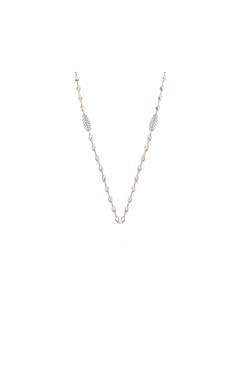 Sloane Street Jewelry Necklace SS-CH018T-WDCB-R product image