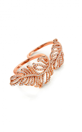 Sloane Street Jewelry Fashion ring SS-R194T-WD-R-8 product image