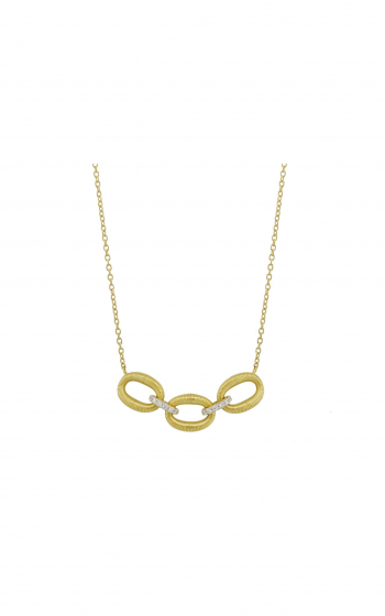 Sloane Street Jewelry Necklace SS-P024D-WDCB-Y product image