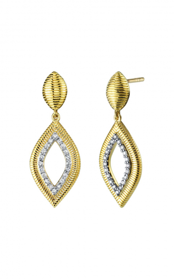 Sloane Street Jewelry Earrings SS-E011E-WDCB-Y product image