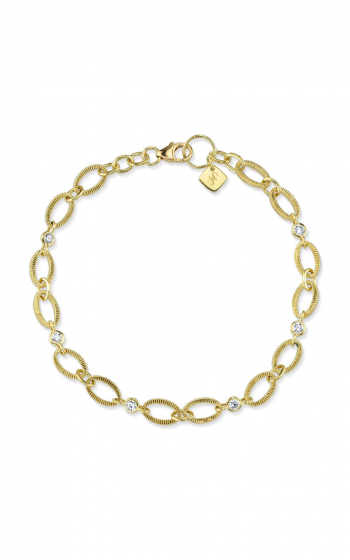 Sloane Street Jewelry Necklace SS-B004E-WDCB-Y product image