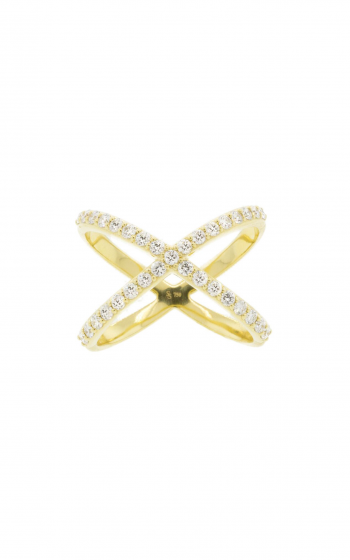 Sloane Street Jewelry Fashion ring SS-R006A-WD-Y product image
