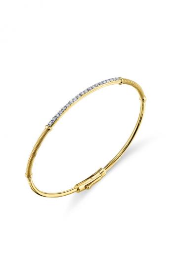 Sloane Street Jewelry Bracelet SS-B025E-WDCB-Y product image