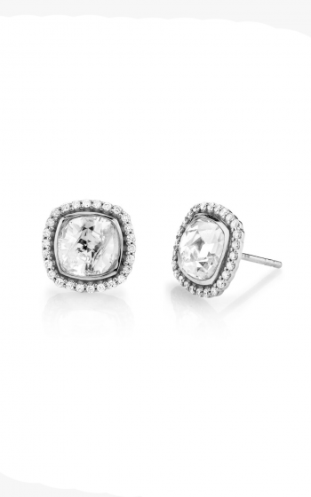 Sloane Street Jewelry Earrings SS-E009-WT-WD-W product image