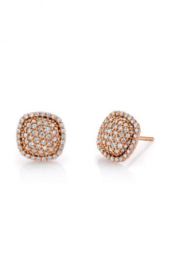 Sloane Street Jewelry Earrings SS-E009-WD-R product image