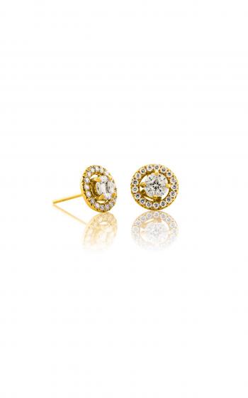 Sloane Street Jewelry Earrings SS-E008-1-WD-Y product image
