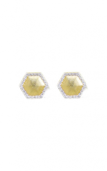 Sloane Street Jewelry Earrings SS-E001A-WDCB-Y product image