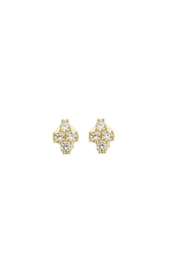 Sloane Street Jewelry Earrings SS-E015-WD-Y product image