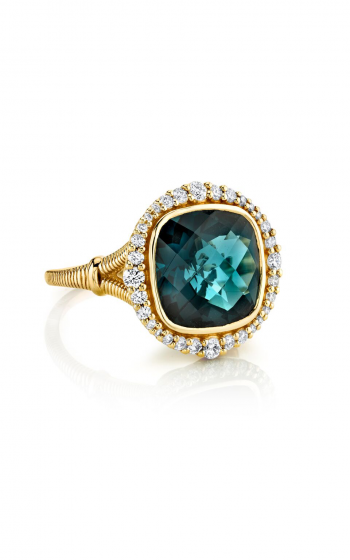 Sloane Street Jewelry Fashion ring SS-R015-LB-WD-Y product image