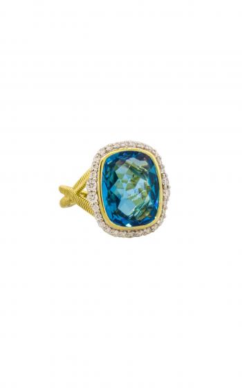Sloane Street Jewelry Fashion ring SS-R017-SWB-WDCB-Y product image