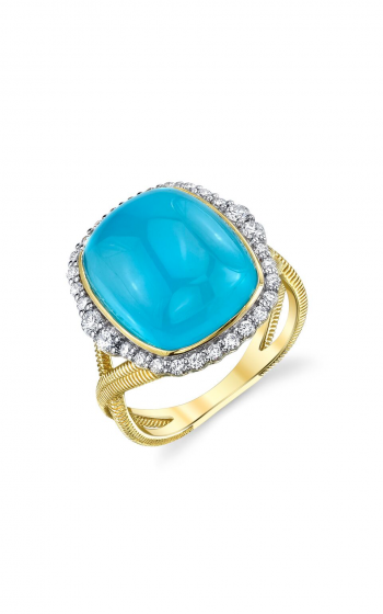 Sloane Street Jewelry Fashion ring SS-R017-AC-WDCB-Y product image