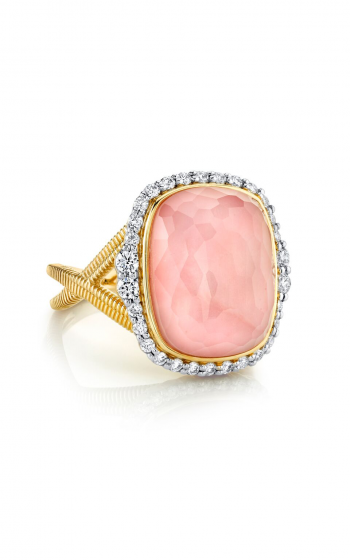 Sloane Street Jewelry Fashion ring SS-R017-POT-WDCB-Y product image