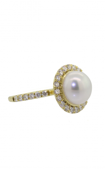 Sloane Street Jewelry Fashion ring SS-R010C-WP-WD-Y product image
