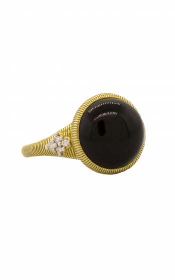 Sloane Street Jewelry Fashion ring SS-R013-ONX-WDCB-Y product image