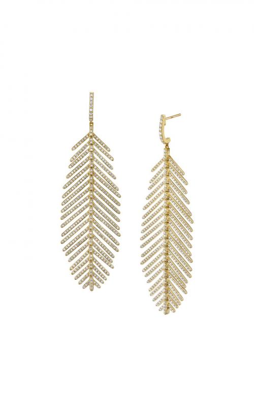 Sloane Street Jewelry Earrings SS-E219T-WD-Y product image